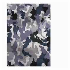 Army Camo Pattern Small Garden Flag (two Sides)
