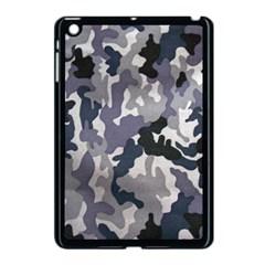 Army Camo Pattern Apple iPad Mini Case (Black)