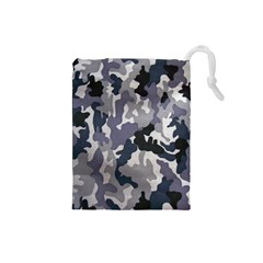 Army Camo Pattern Drawstring Pouches (small)