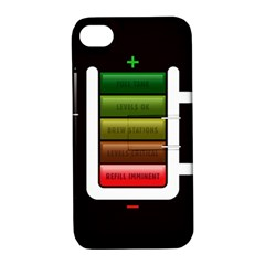 Black Energy Battery Life Apple iPhone 4/4S Hardshell Case with Stand