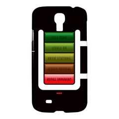 Black Energy Battery Life Samsung Galaxy S4 I9500/I9505 Hardshell Case