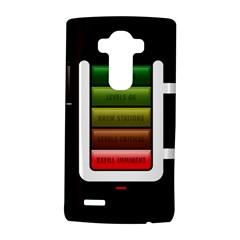 Black Energy Battery Life LG G4 Hardshell Case