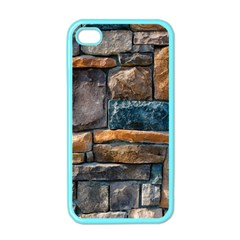 Brick Wall Pattern Apple iPhone 4 Case (Color)
