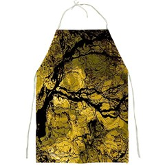 Colorful The Beautiful Of Traditional Art Indonesian Batik Pattern Full Print Aprons