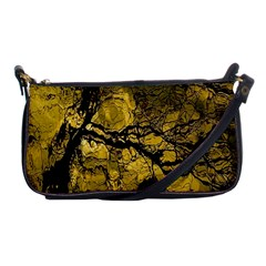 Colorful The Beautiful Of Traditional Art Indonesian Batik Pattern Shoulder Clutch Bags