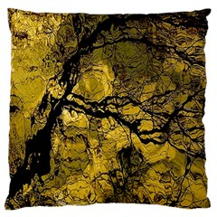 Colorful The Beautiful Of Traditional Art Indonesian Batik Pattern Large Cushion Case (One Side)