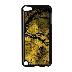 Colorful The Beautiful Of Traditional Art Indonesian Batik Pattern Apple Ipod Touch 5 Case (black)
