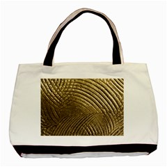 Brushed Gold Basic Tote Bag (two Sides)
