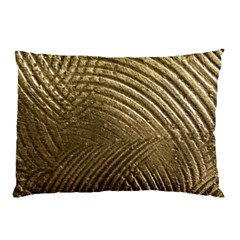 Brushed Gold Pillow Case