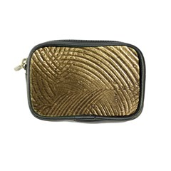 Brushed Gold Coin Purse