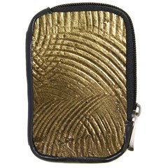 Brushed Gold Compact Camera Cases