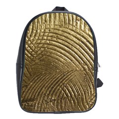 Brushed Gold School Bags(large)