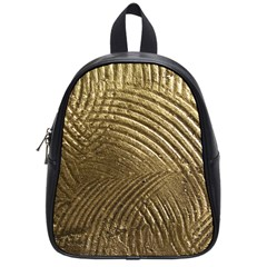Brushed Gold School Bags (small)