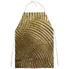 Brushed Gold Full Print Aprons