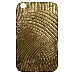 Brushed Gold Samsung Galaxy Tab 3 (8 ) T3100 Hardshell Case