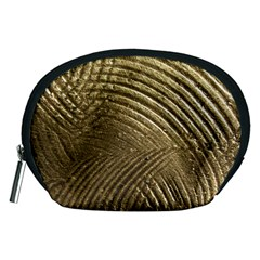 Brushed Gold Accessory Pouches (Medium)