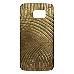 Brushed Gold Galaxy S6