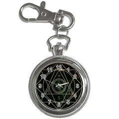 Cult Of Occult Death Detal Hardcore Heavy Key Chain Watches