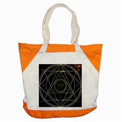 Cult Of Occult Death Detal Hardcore Heavy Accent Tote Bag
