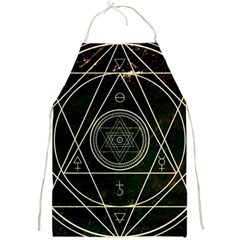 Cult Of Occult Death Detal Hardcore Heavy Full Print Aprons