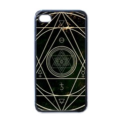 Cult Of Occult Death Detal Hardcore Heavy Apple iPhone 4 Case (Black)