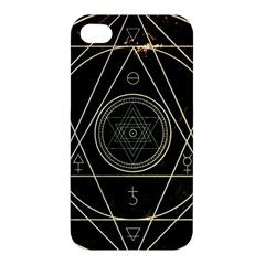 Cult Of Occult Death Detal Hardcore Heavy Apple iPhone 4/4S Hardshell Case