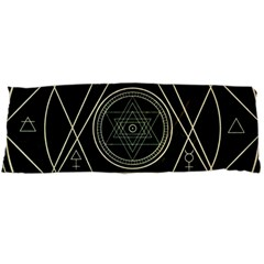 Cult Of Occult Death Detal Hardcore Heavy Body Pillow Case Dakimakura (two Sides)