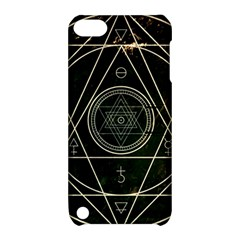 Cult Of Occult Death Detal Hardcore Heavy Apple iPod Touch 5 Hardshell Case with Stand