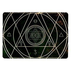 Cult Of Occult Death Detal Hardcore Heavy Samsung Galaxy Tab 10 1  P7500 Flip Case