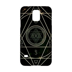 Cult Of Occult Death Detal Hardcore Heavy Samsung Galaxy S5 Hardshell Case