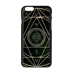 Cult Of Occult Death Detal Hardcore Heavy Apple iPhone 6/6S Black Enamel Case