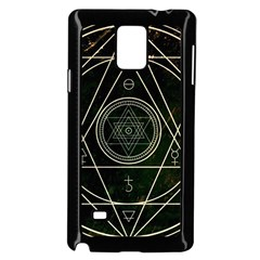 Cult Of Occult Death Detal Hardcore Heavy Samsung Galaxy Note 4 Case (Black)