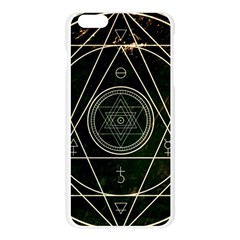 Cult Of Occult Death Detal Hardcore Heavy Apple Seamless iPhone 6 Plus/6S Plus Case (Transparent)
