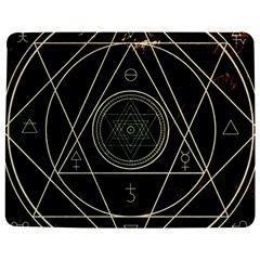 Cult Of Occult Death Detal Hardcore Heavy Jigsaw Puzzle Photo Stand (Rectangular)