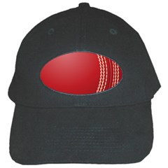 Cricket Ball Black Cap