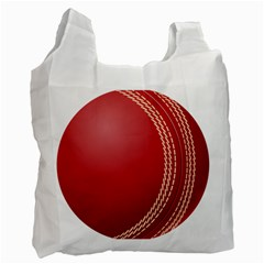 Cricket Ball Recycle Bag (Two Side)