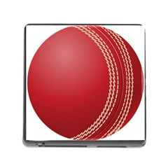 Cricket Ball Memory Card Reader (square)