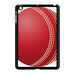 Cricket Ball Apple iPad Mini Case (Black)