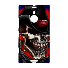 Confederate Flag Usa America United States Csa Civil War Rebel Dixie Military Poster Skull Nokia Lumia 1520
