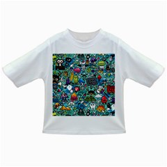 Comics Collage Infant/toddler T Shirts