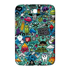 Comics Collage Samsung Galaxy Note 8.0 N5100 Hardshell Case