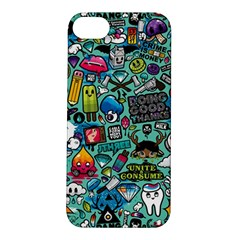 Comics Collage Apple iPhone 5S/ SE Hardshell Case