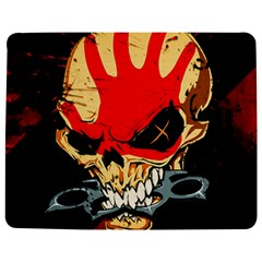 Five Finger Death Punch Heavy Metal Hard Rock Bands Skull Skulls Dark Jigsaw Puzzle Photo Stand (Rectangular)