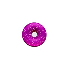 Donut Transparent Clip Art 1  Mini Magnets