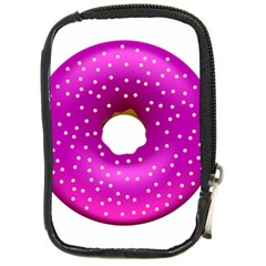 Donut Transparent Clip Art Compact Camera Cases
