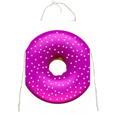 Donut Transparent Clip Art Full Print Aprons