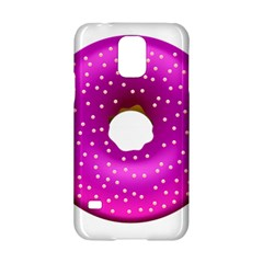 Donut Transparent Clip Art Samsung Galaxy S5 Hardshell Case