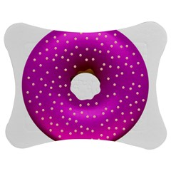 Donut Transparent Clip Art Jigsaw Puzzle Photo Stand (bow)