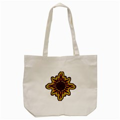 Disturbed Is An American Heavy Metal Band Logo Tote Bag (cream)