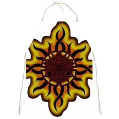Disturbed Is An American Heavy Metal Band Logo Full Print Aprons